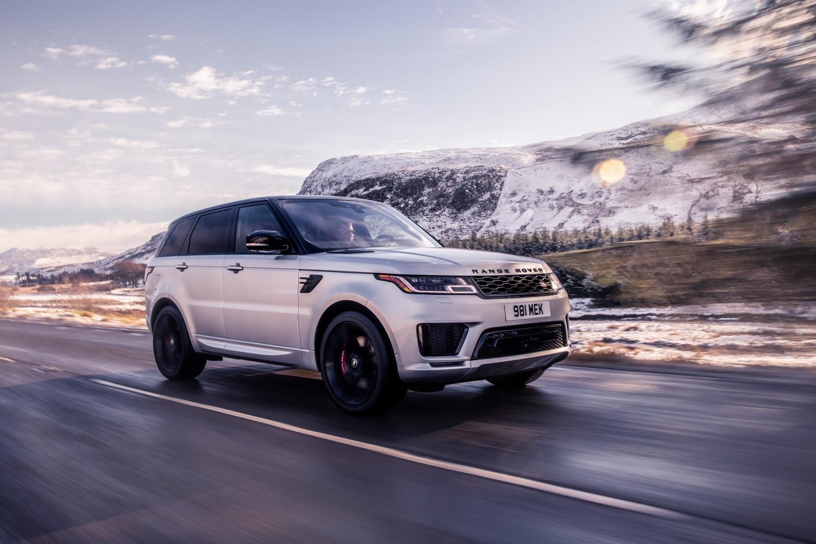 Range Rover Sport HST 2019 mới ra mắt