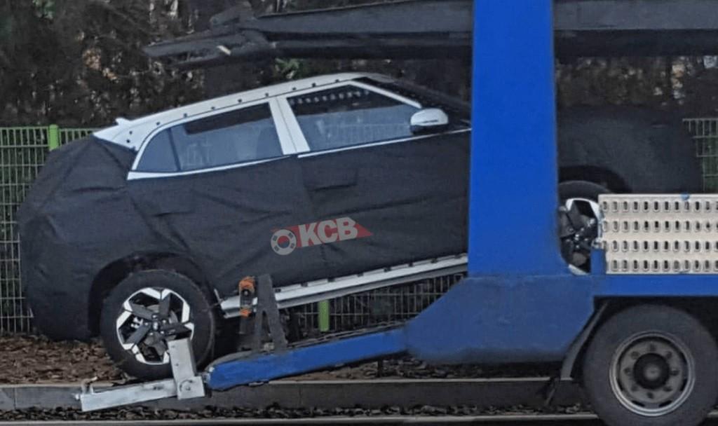 Hyundai Leonis hay còn gọi là Styx xuất hiện trên đường thử