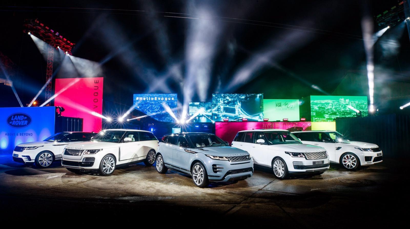 Jaguar Land Rover đang gặp các vấn đề ở Trung Quốc, thị trường lớn nhất của họ.