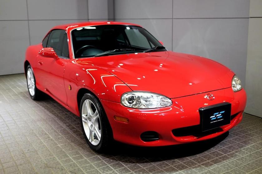 Mazda MX-5 Miata Roadster Coupe Type S 2004
