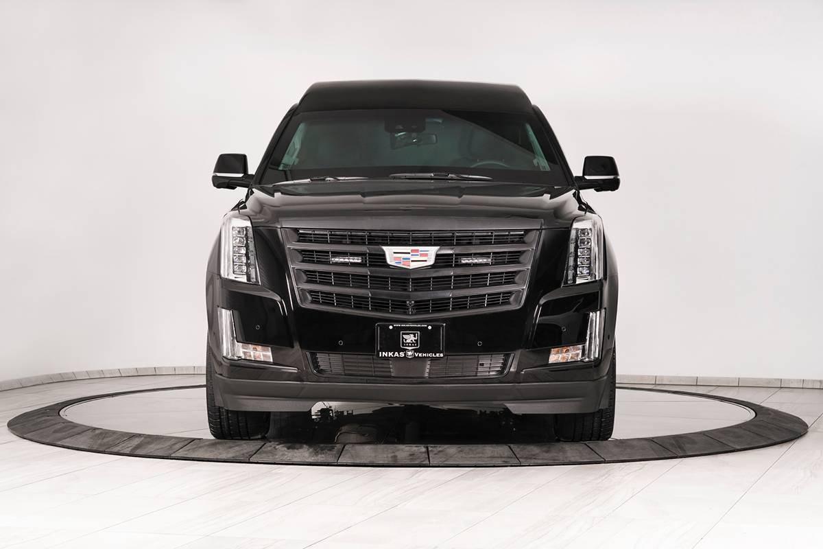 Cadillac Escalade Chairman Package 2019 được bổ sung hệ thống treo và phanh nâng cấp