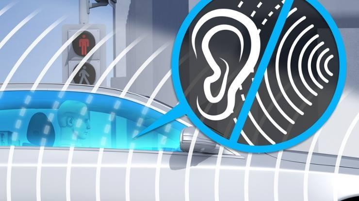 Không gian nội thất được cải thiện tăng khả năng cách âm