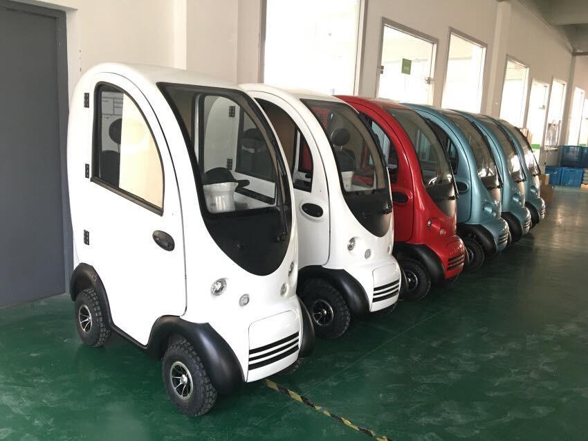 Ô tô điện dạng này cũng đang khá phổ biến tại Trung Quốc