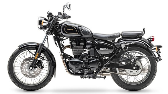 Royal Enfield Imperiale 400