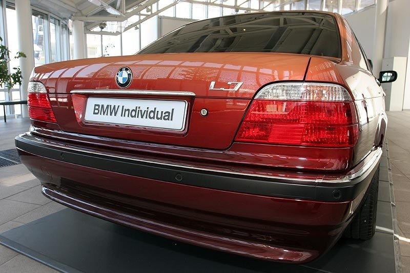BMW L7 Limo có số lượng xuất xưởng giới hạn là 899 xe