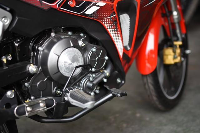 Động cơ của Benelli RFS150i