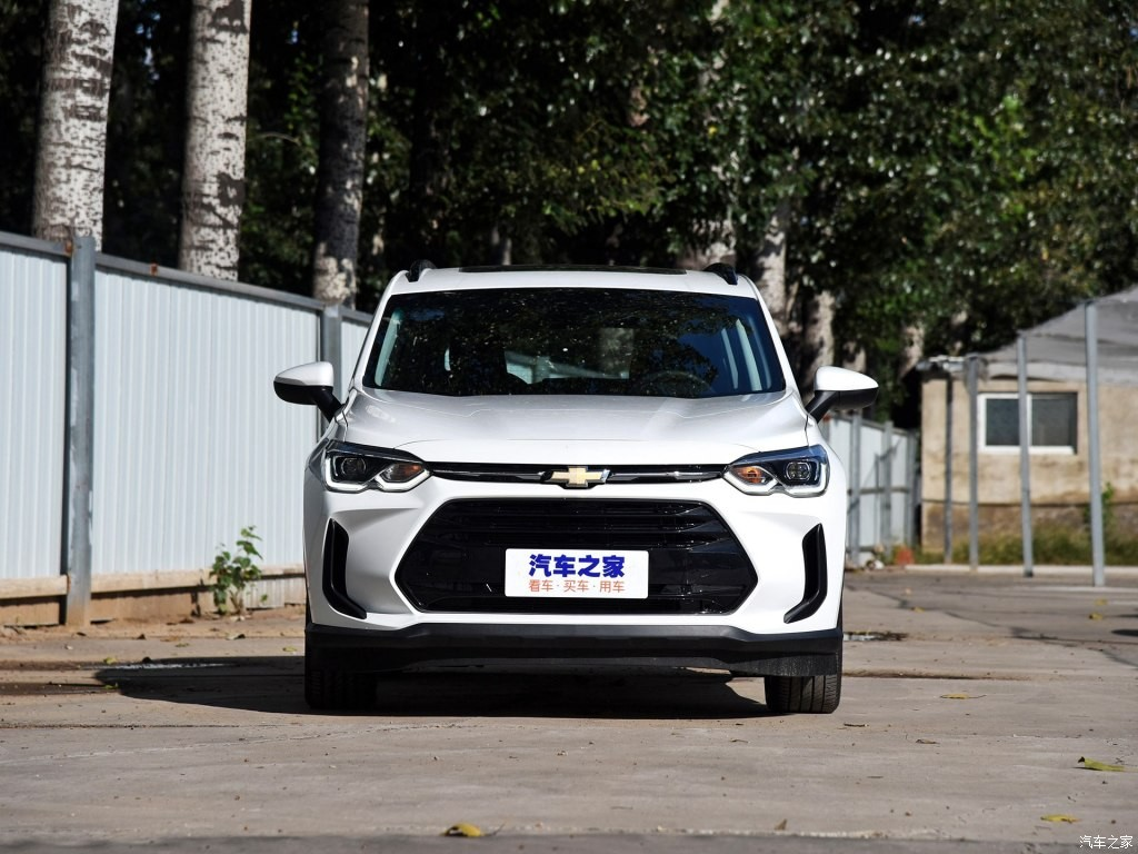 Cận cảnh thiết kế đầu xe của Chevrolet Orlando 2019