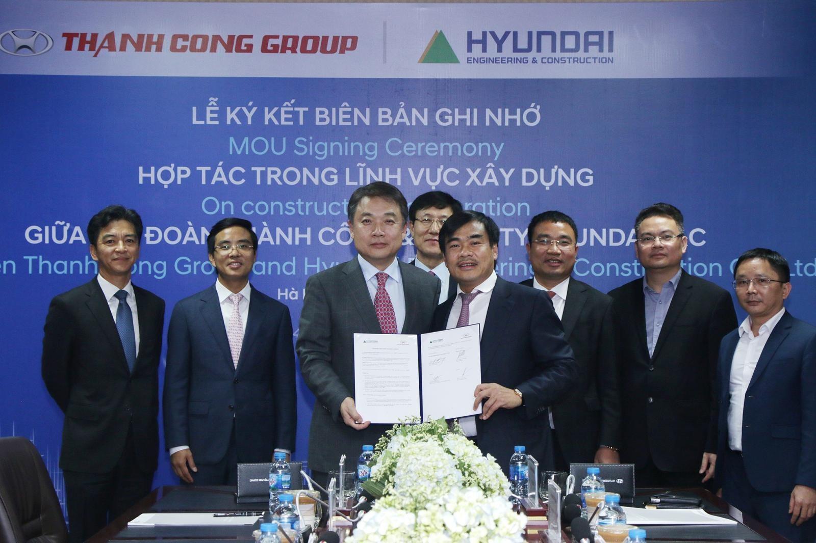 Sau những thành công ở mảng ô tô, Hyundai sẽ tiếp tục đẩy mạnh hơn nữa vào lĩnh vực xây dựng ở Việt Nam
