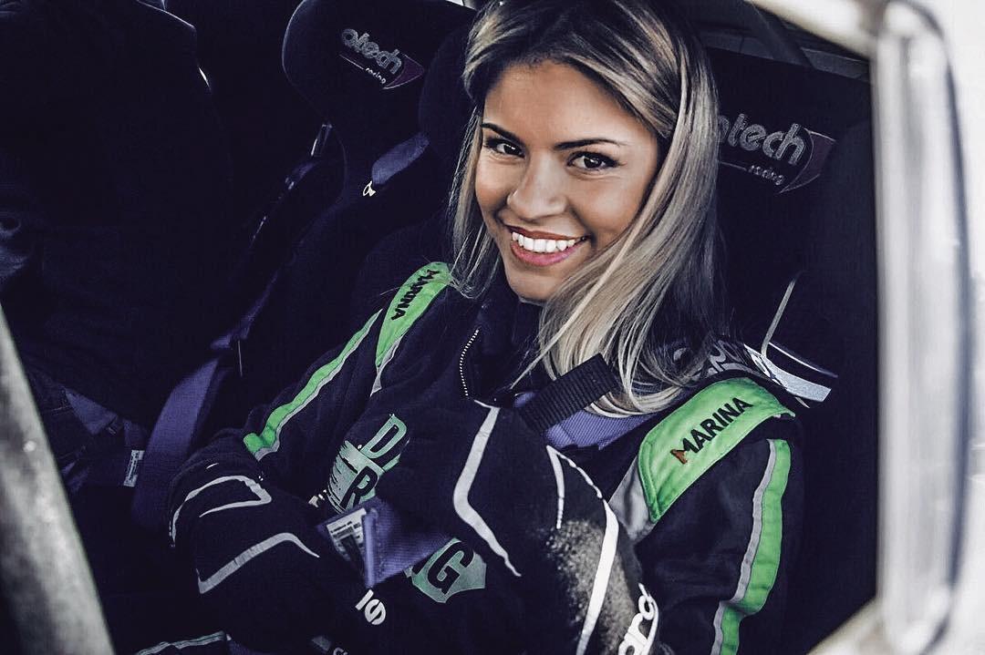 Ngắm nhìn vẻ đẹp thể thao khỏe khoắn của nữ tay đua Christine Giampaoli Zonca - 6