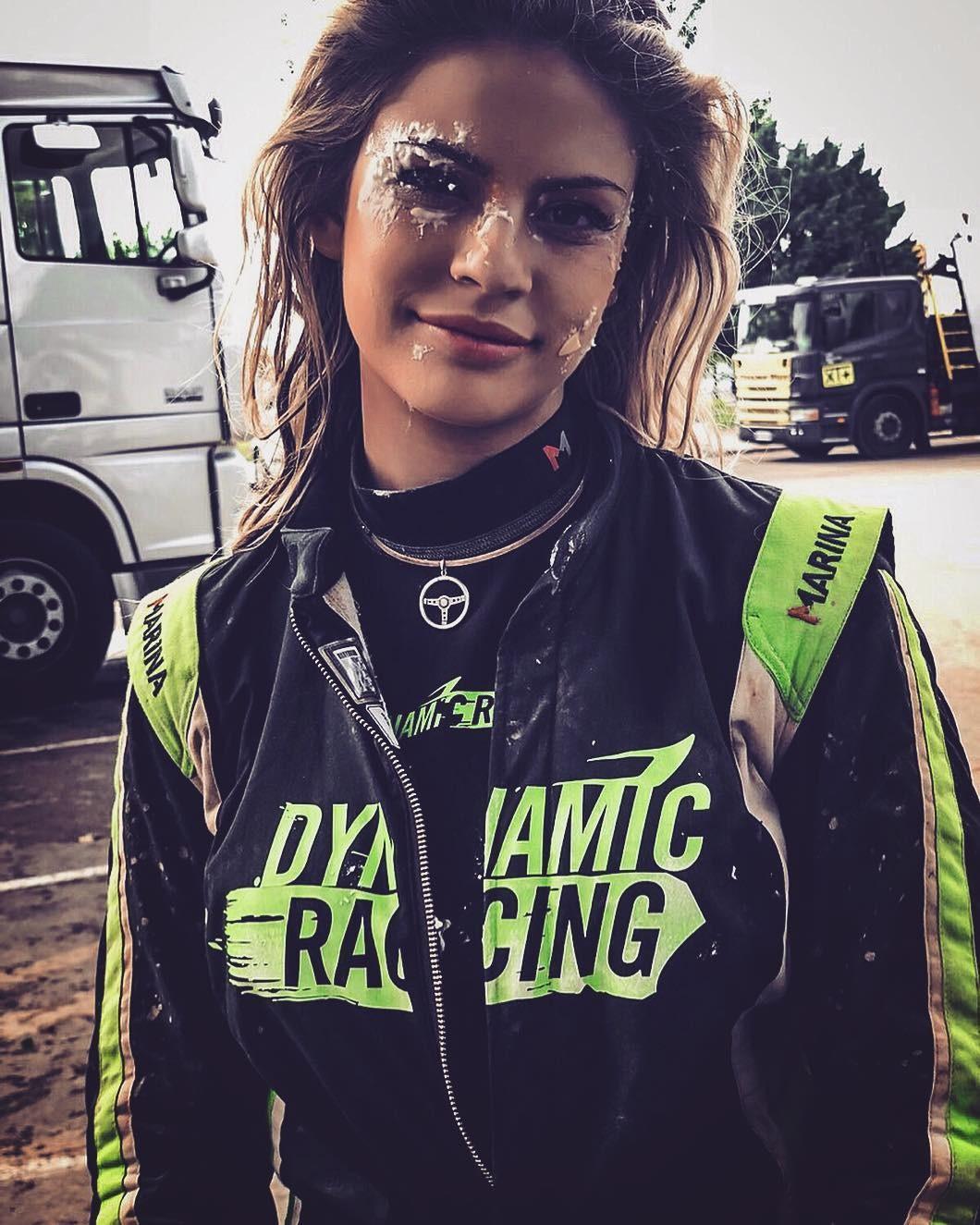 Ngắm nhìn vẻ đẹp thể thao khỏe khoắn của nữ tay đua Christine Giampaoli Zonca - 14