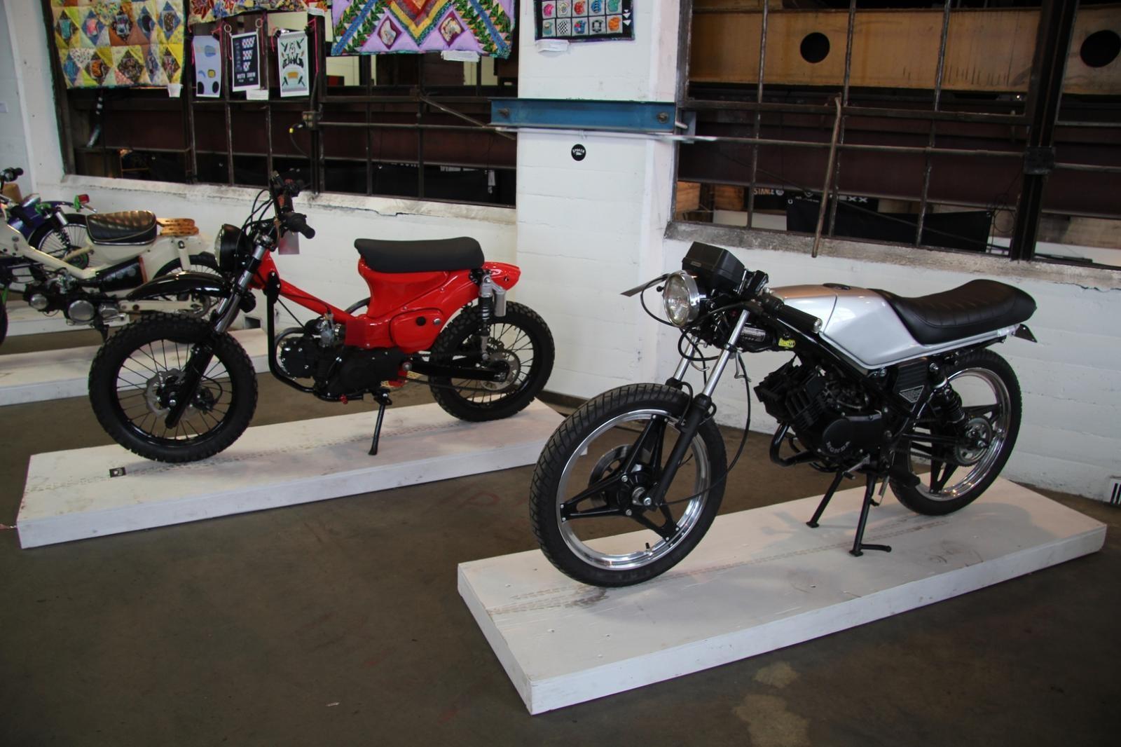 Chiêm ngưỡng những mẫu mô tô cực độc ở triển lãm Portland 2019 - 10