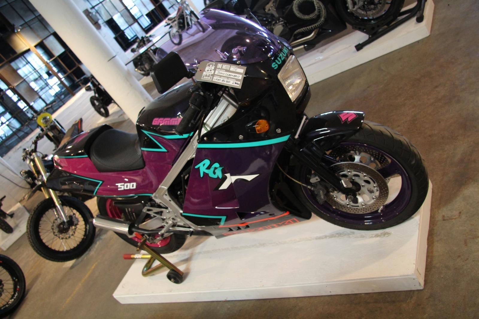 Chiêm ngưỡng những mẫu mô tô cực độc ở triển lãm Portland 2019 - 32