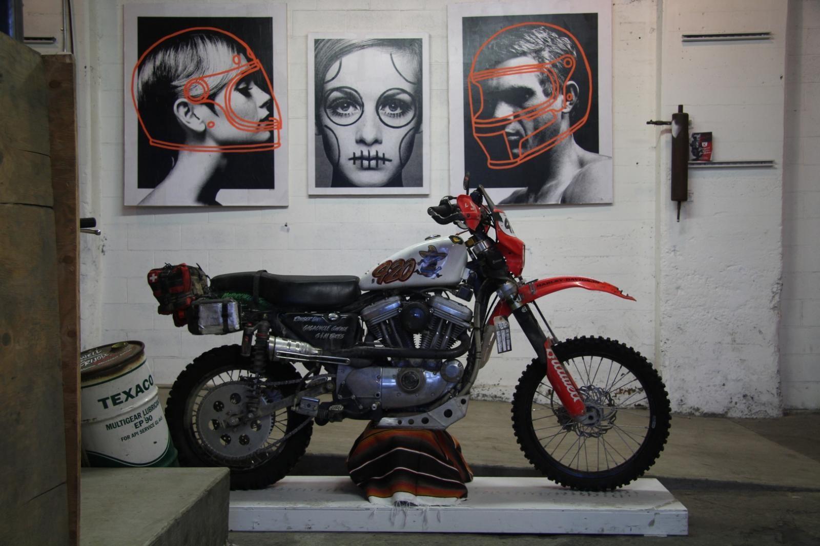 Chiêm ngưỡng những mẫu mô tô cực độc ở triển lãm Portland 2019 - 14