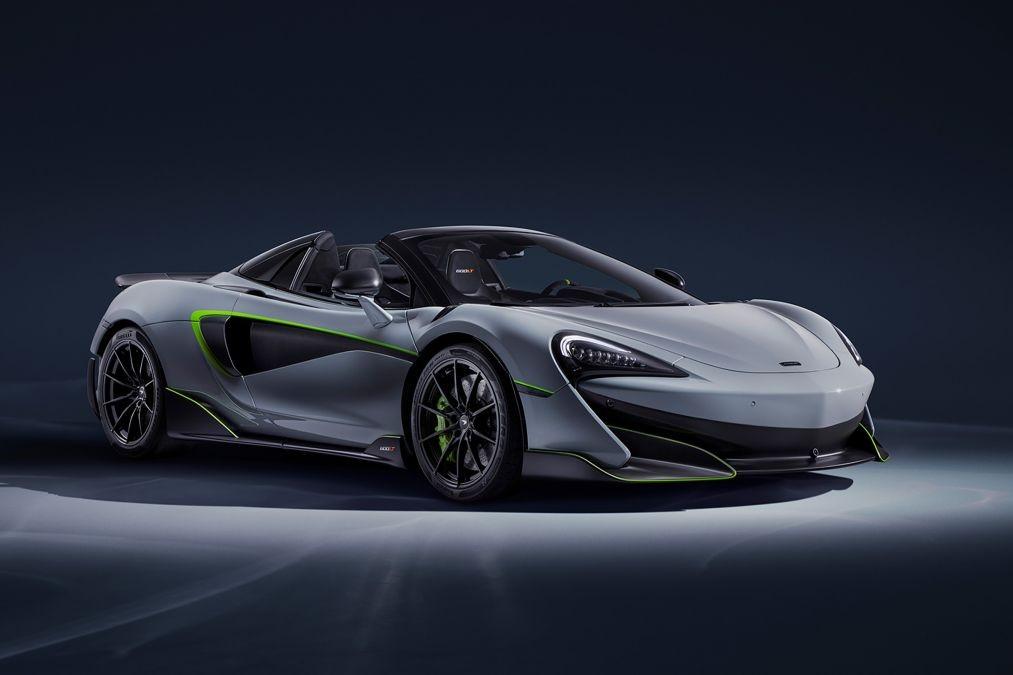 McLaren 600LT Spider siêu hiếm của MSO sẽ ra mắt tại triển lãm Geneva vào tháng sau