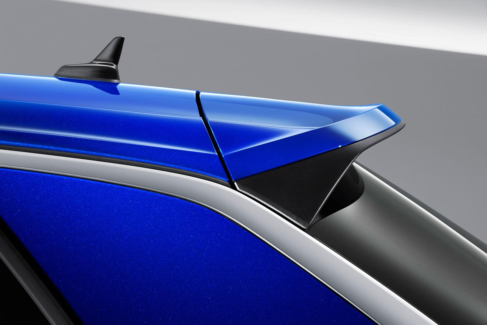 Cánh gió mui của Volkswagen T-Roc R 2020