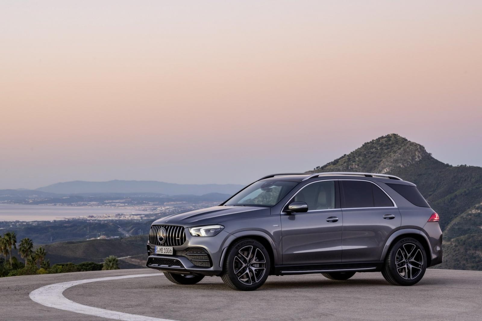 Mercedes-AMG GLE 53 4Matic+ 2020