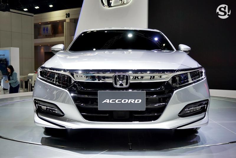 Honda Accord 2019 dự kiến sẽ ra mắt Việt Nam trong năm nay