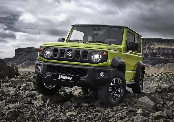 Suzuki Jimny 2019 sẽ ra mắt thị trường Đông Nam Á cụ thể là Philippines vào tuần sau