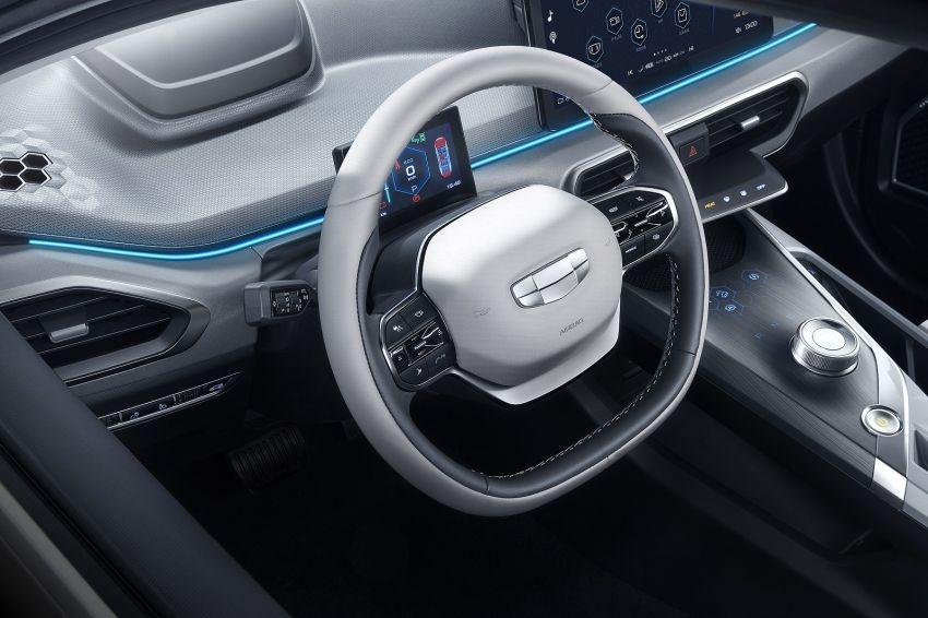 Geely GE11 hứa hẹn mang tới một trải nghiệm lái đặc biệt cho người dùng