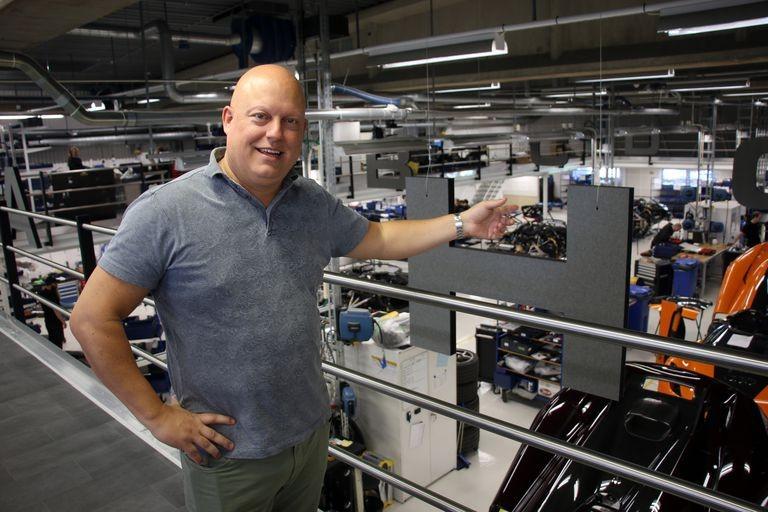 Ông von Koenigsegg, nhà sáng lập thương hiệu siêu xe Thụy Điển