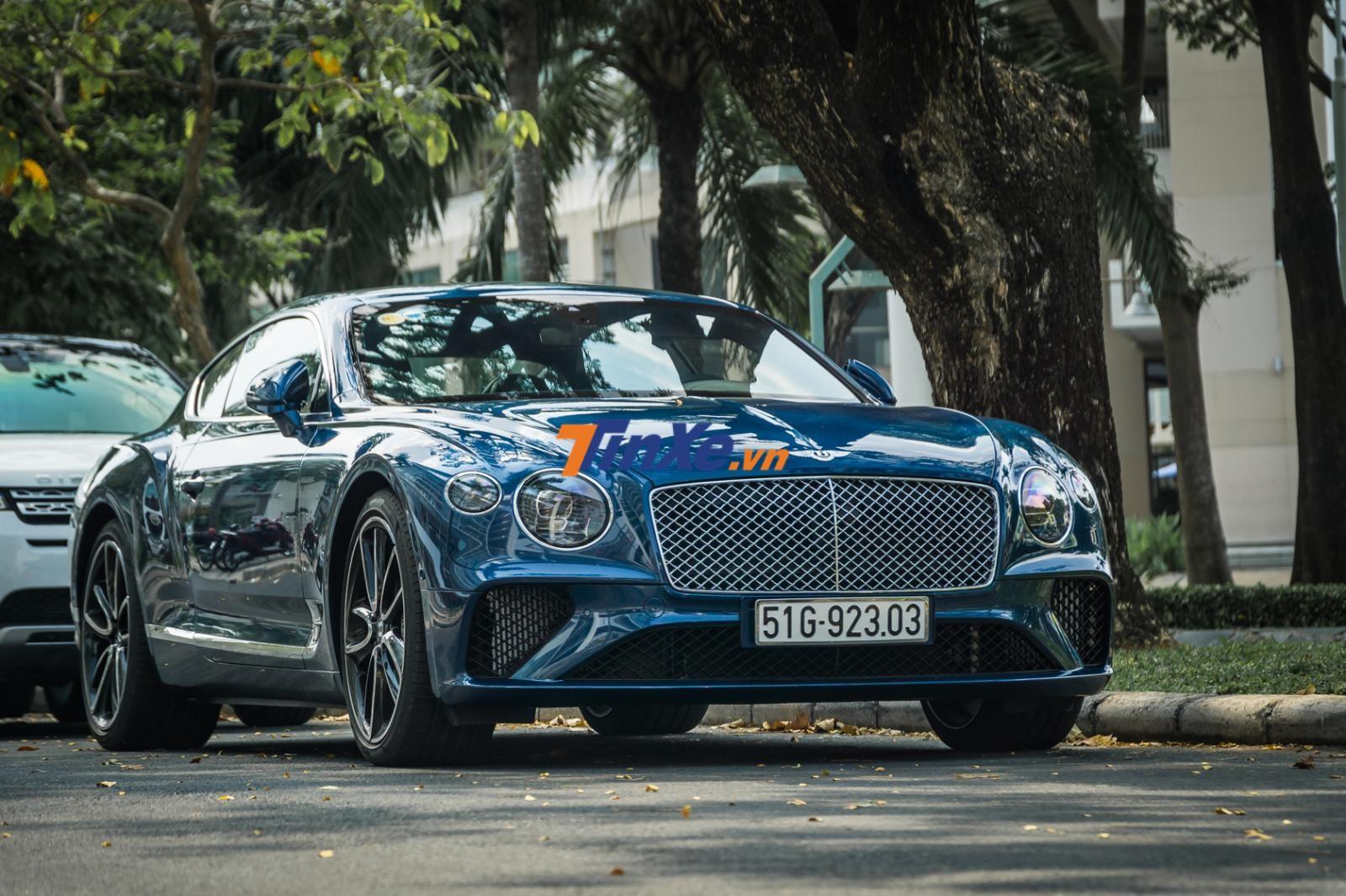 Bentley Continental GT 2018 đầu tiên tại Việt Nam