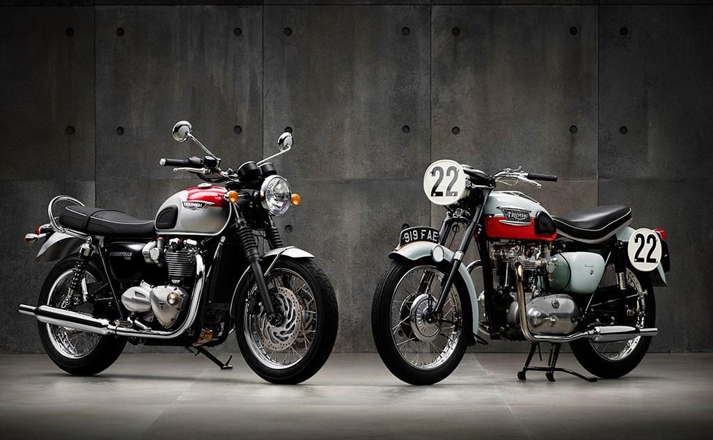 Triumph sẽ cho ra những mẫu xe cổ điển cỡ nhỏ trong thời gian tới