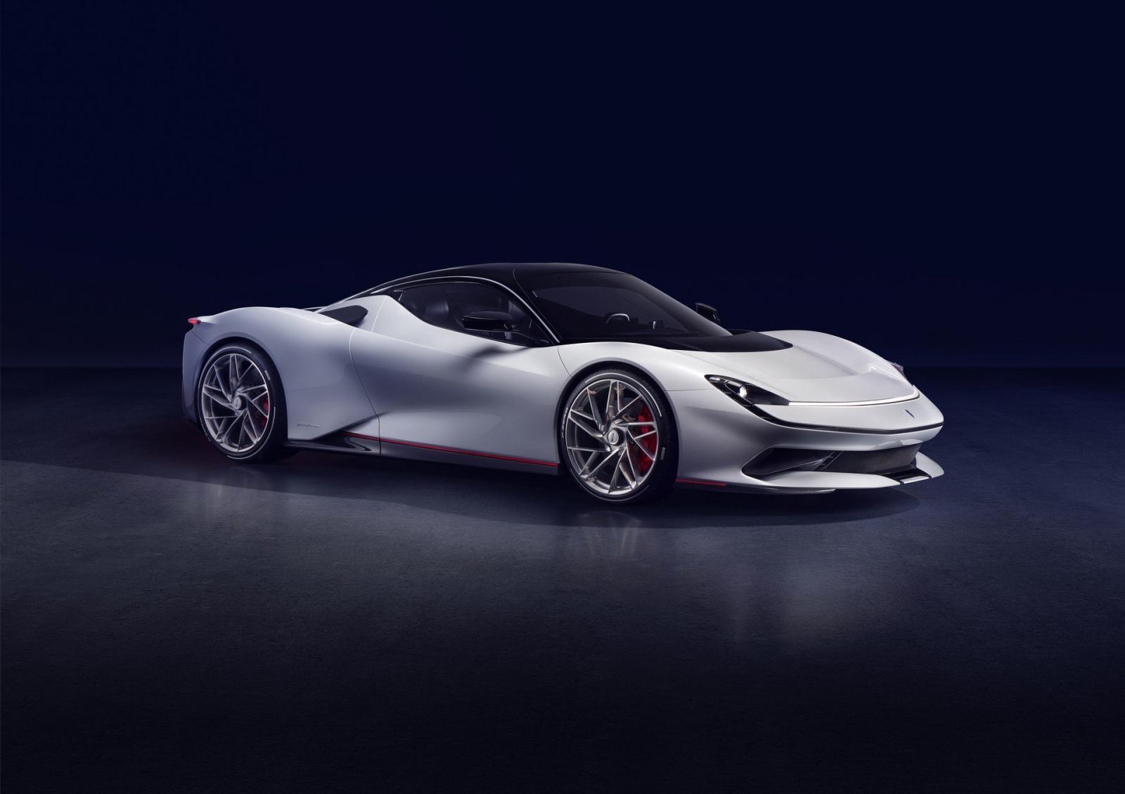 Automobili Pininfarina Battista sẽ được trưng bày ở sự kiện Geneva 2019 tuần này