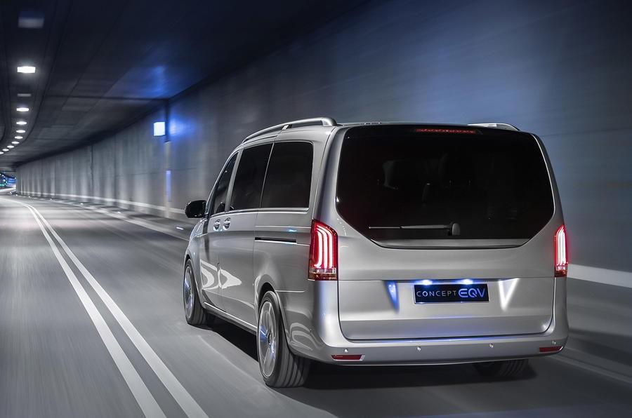 Concept EQV đã được hé lộở Triển lãm Ô tô Geneva 2019