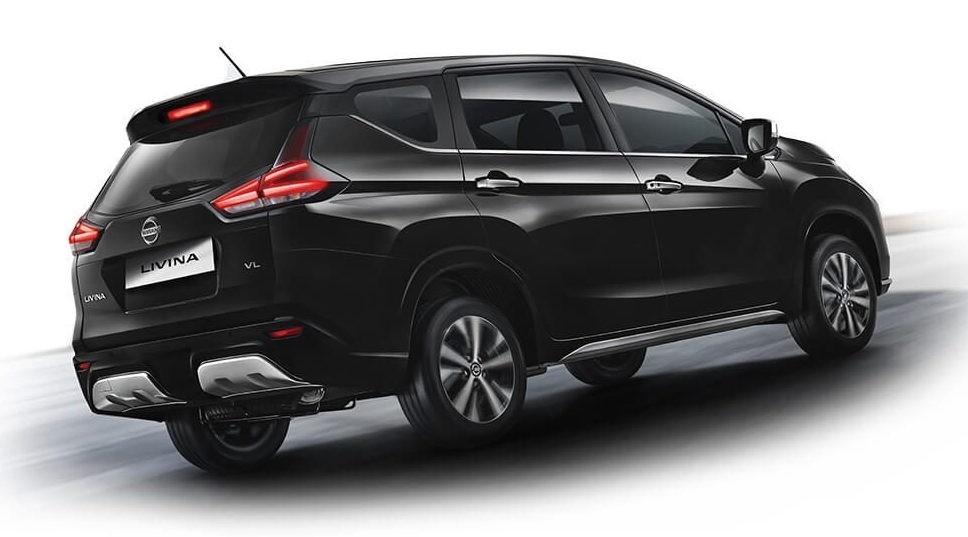 Thiết kế của Nissan Livina 2019 khá giống Mitsubishi Xpander