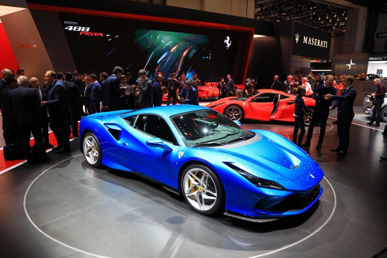 Hãng Ferrari cho rằng F8 Tributo là cầu nối tới một ngôn ngữ thiết kế mới