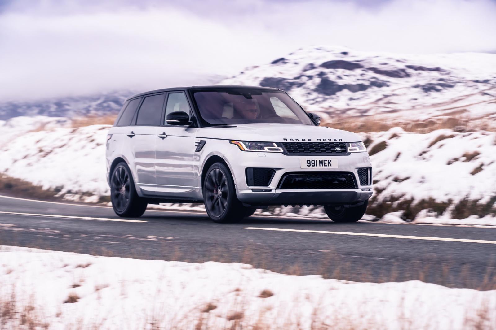 Range Rover Sport 2019 tại Mỹ có thêm hệ thống động cơ mild hybrid mới