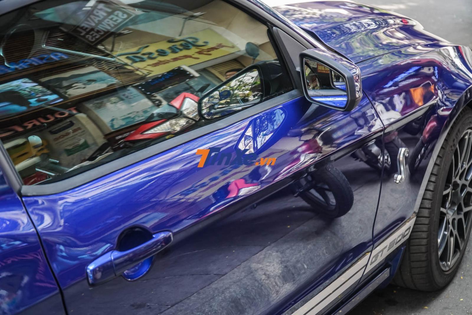 Ford Mustang Shelby GT500 hàng độc tại Việt Nam
