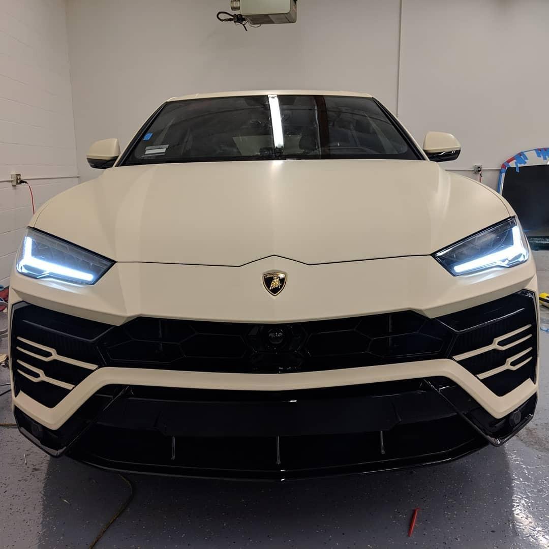 Chiếc Lamborghini Urus của Kanye West dự kiến vẫn dùng động cơ nguyên bản