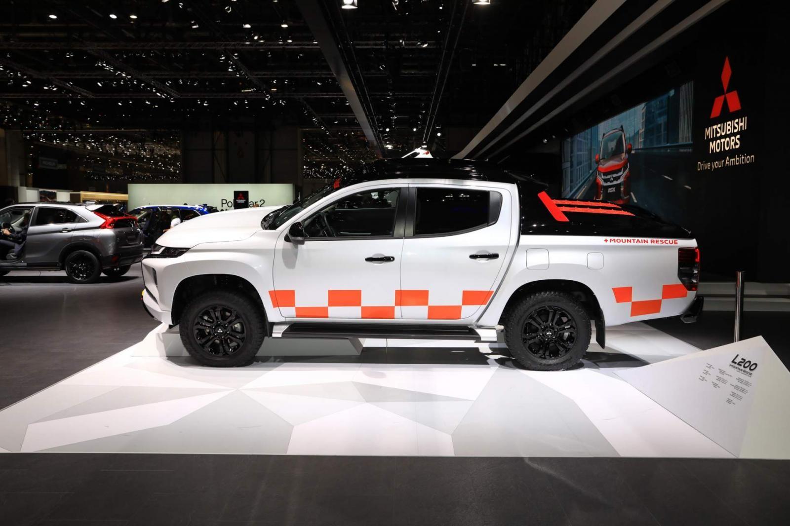 Một trong những nâng cấp quan trọng của Mitsubishi L200 2019 tại thị trường Châu Âu chính là khối động cơ dầu tăng áp 2.0L mới