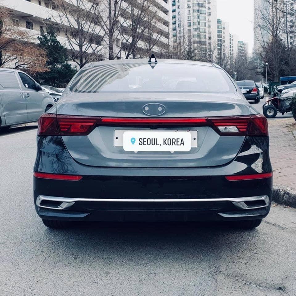 Trái với dự đoán của nhiều người, đây chính là Kia K3 2019 dành cho Trung Quốc
