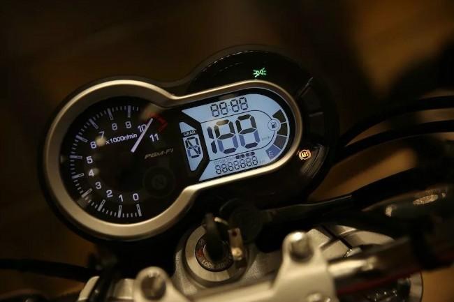 Đánh giá nhanh mẫu xe Honda CB190SS mang phong cách Neo Sport Cafe