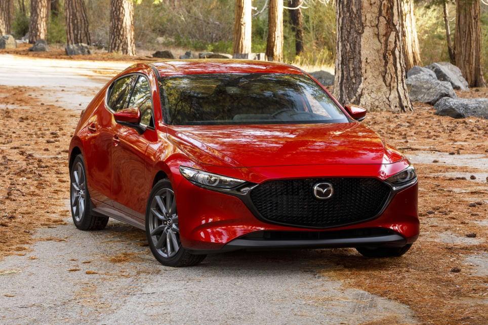 Thiết kế của Mazda3 2019 mới được nhận định là đẹp mắt, nổi bật