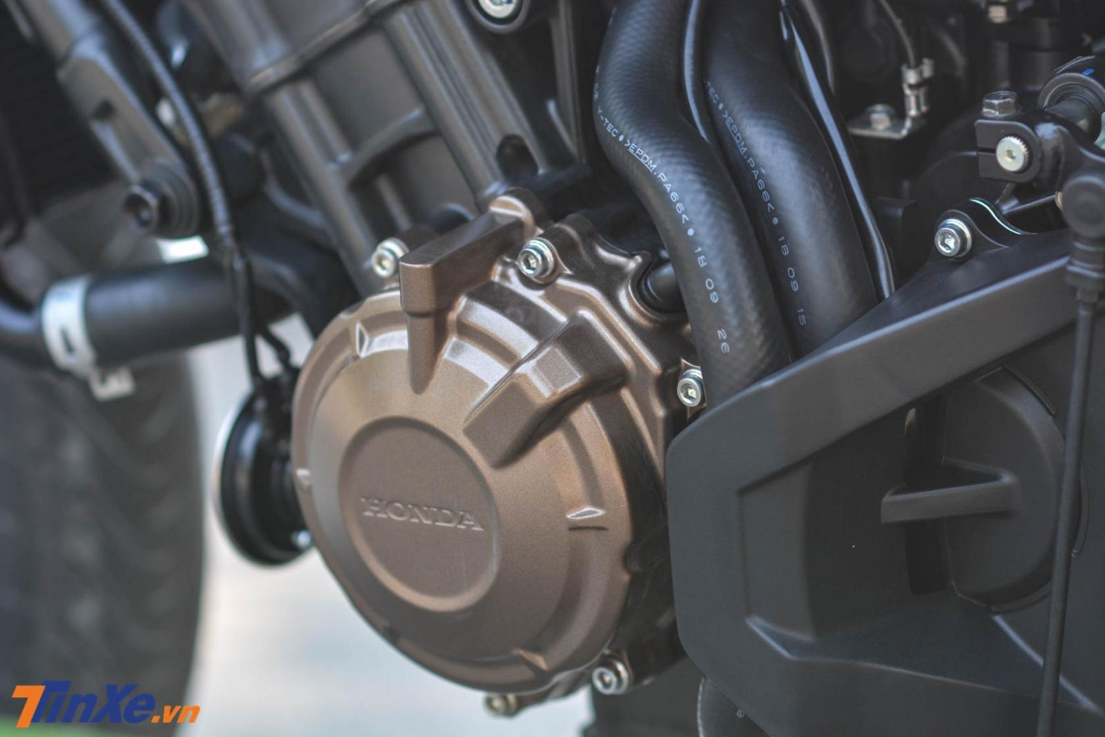 Honda CB650R 2019 sẽ sản sinh công suất tối đa 94 mã lực
