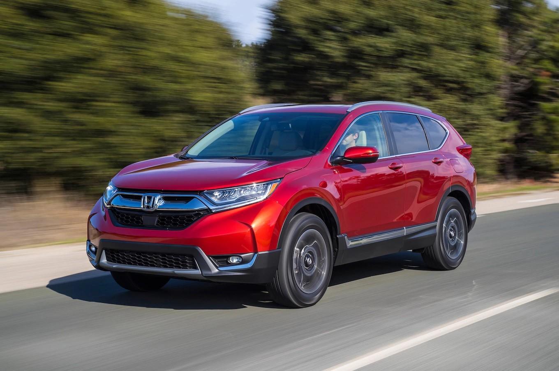 Honda CR-V bán ra được 961 xe trong tháng 2/2019, giảm 34% so với tháng trước đó