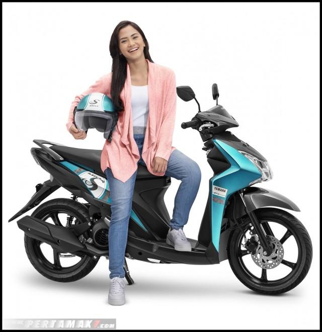 Những chiếc Yamaha Mio S 2019 sẽ có mặt tại thị trường Indonesia