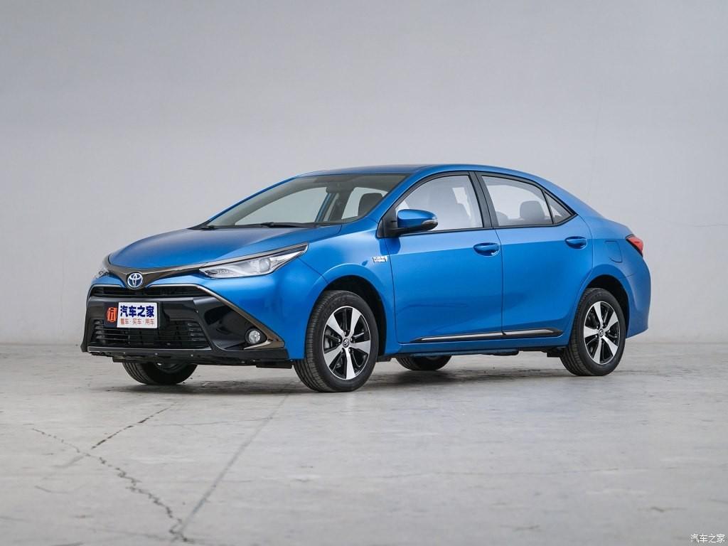 Toyota Levin E+ 2019 mới được bày bán tại thị trường Trung Quốc