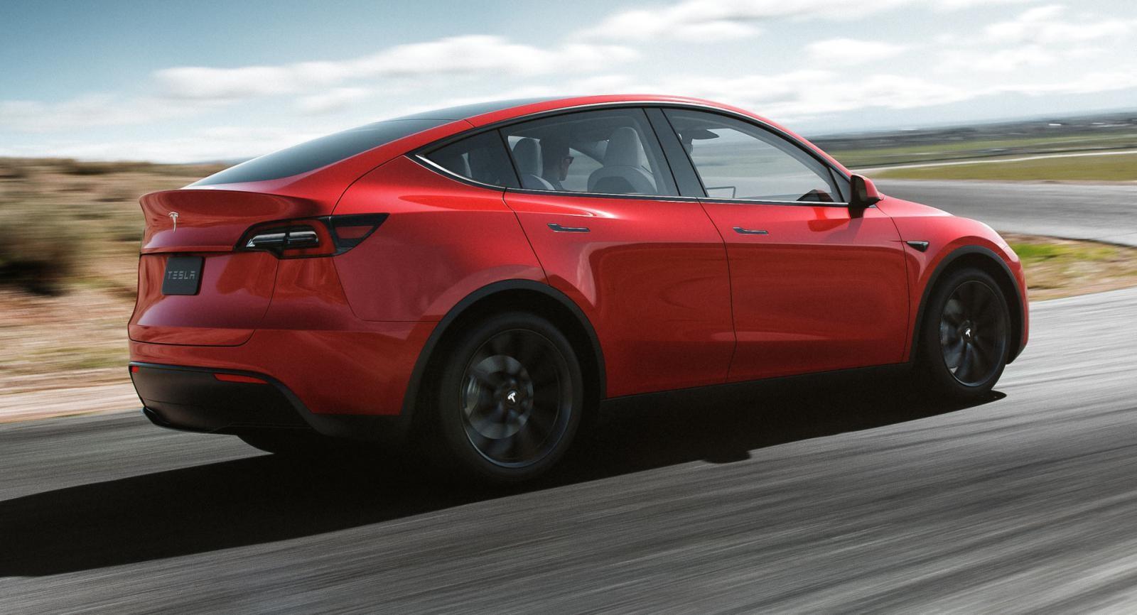 Tesla Model Y hứa hẹn sẽ trở thành một sản phẩm cực nóng trong thời gian tới