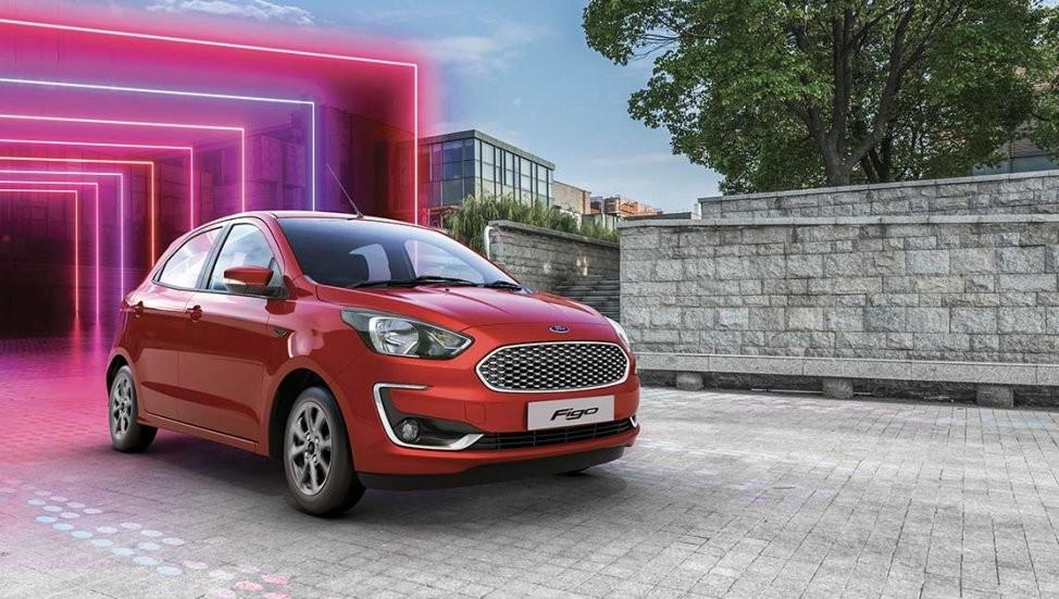 Ford Figo 2019 khá tiết kiệm nhiên liệu