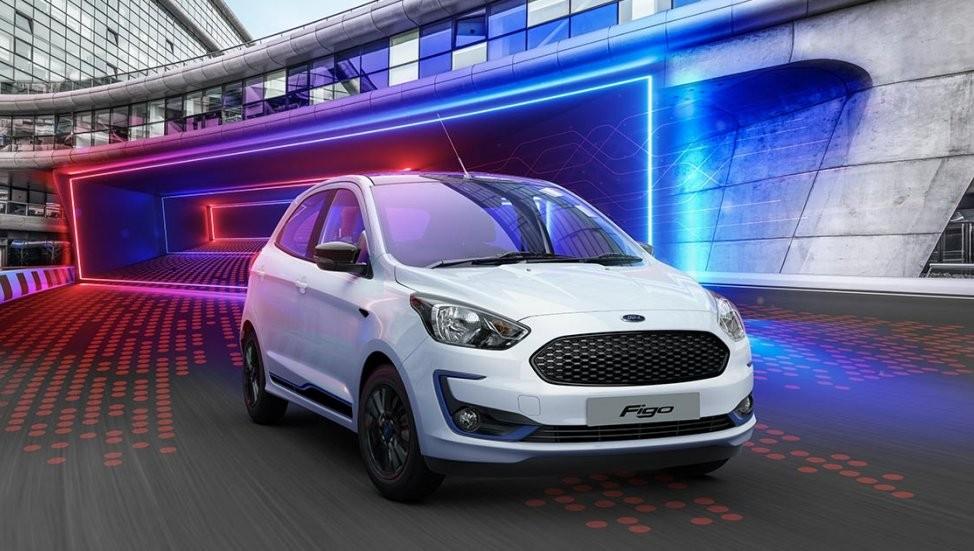 Ford Figo 2019 màu trắng