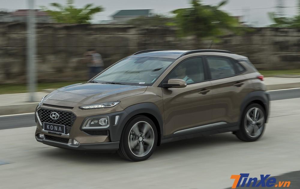 Tháng 2/2019 là tháng thứ 4 liên tiếp Hyundai Kona đứng đầu phân khúc SUV hạng B về doanh số