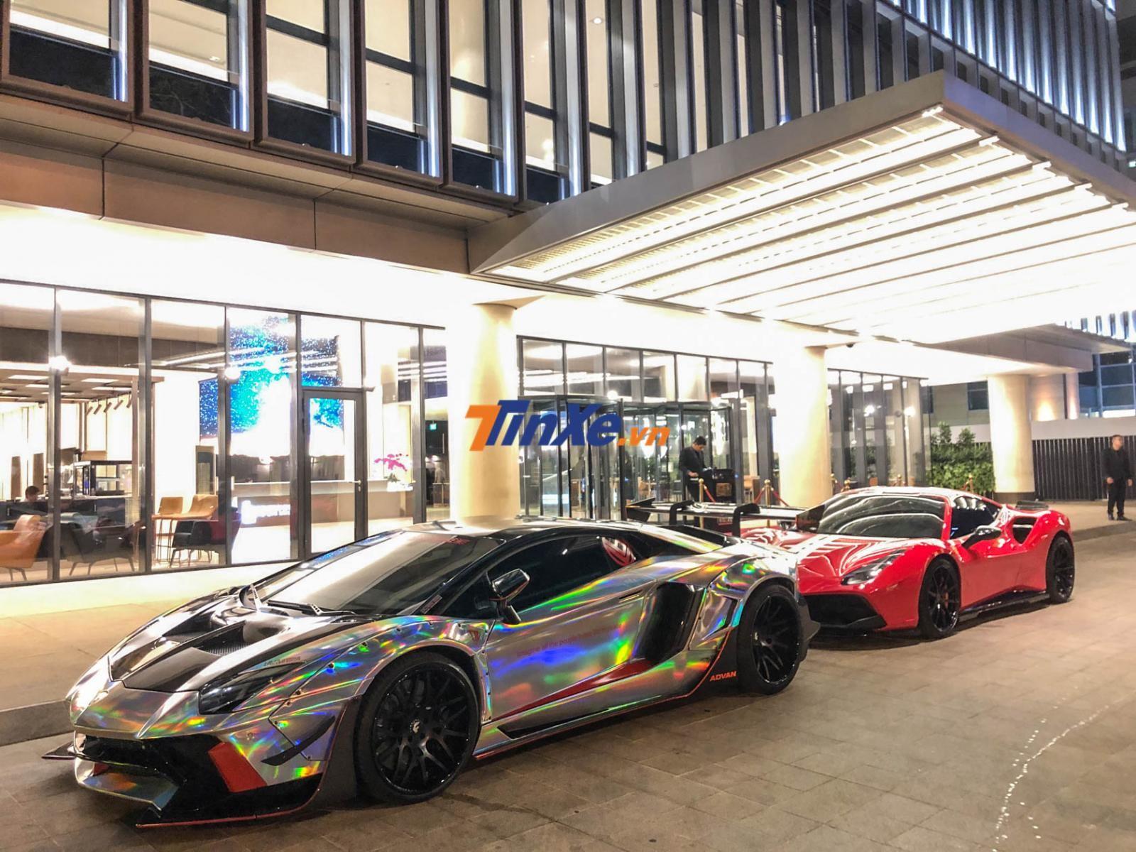 Để thực hiện dự án độ Liberty Walk này, chủ nhân chiếc siêu xe độ Lamborghini Aventador Limited Edition 50 độc nhất Việt Nam bỏ ra số tiền không dưới 3 tỷ đồng