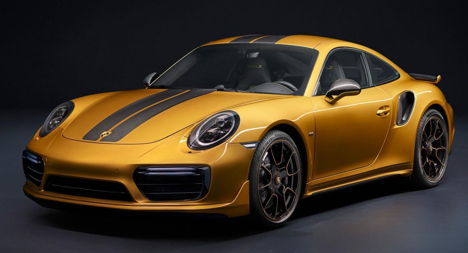 Các nhãn hiệu Đức như Porsche cũng rất giỏi chiều lòng ý muốn của từng khách hàng
