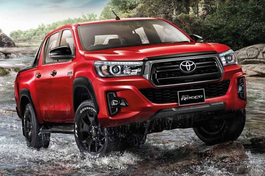 Toyota Hilux tiếp tục là mẫu xe bán chạy nhất Đông Nam Á trong năm 2018