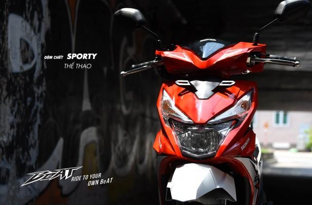 Honda Beat 2019 đã có mặt tại Việt Nam