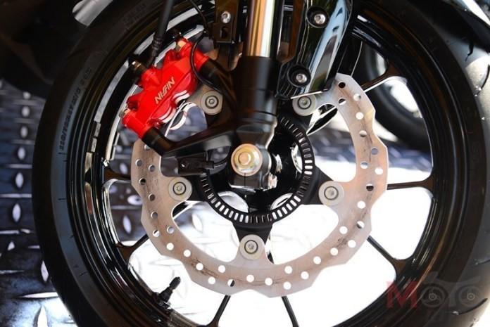 Đánh giá Honda CB150R Streetster